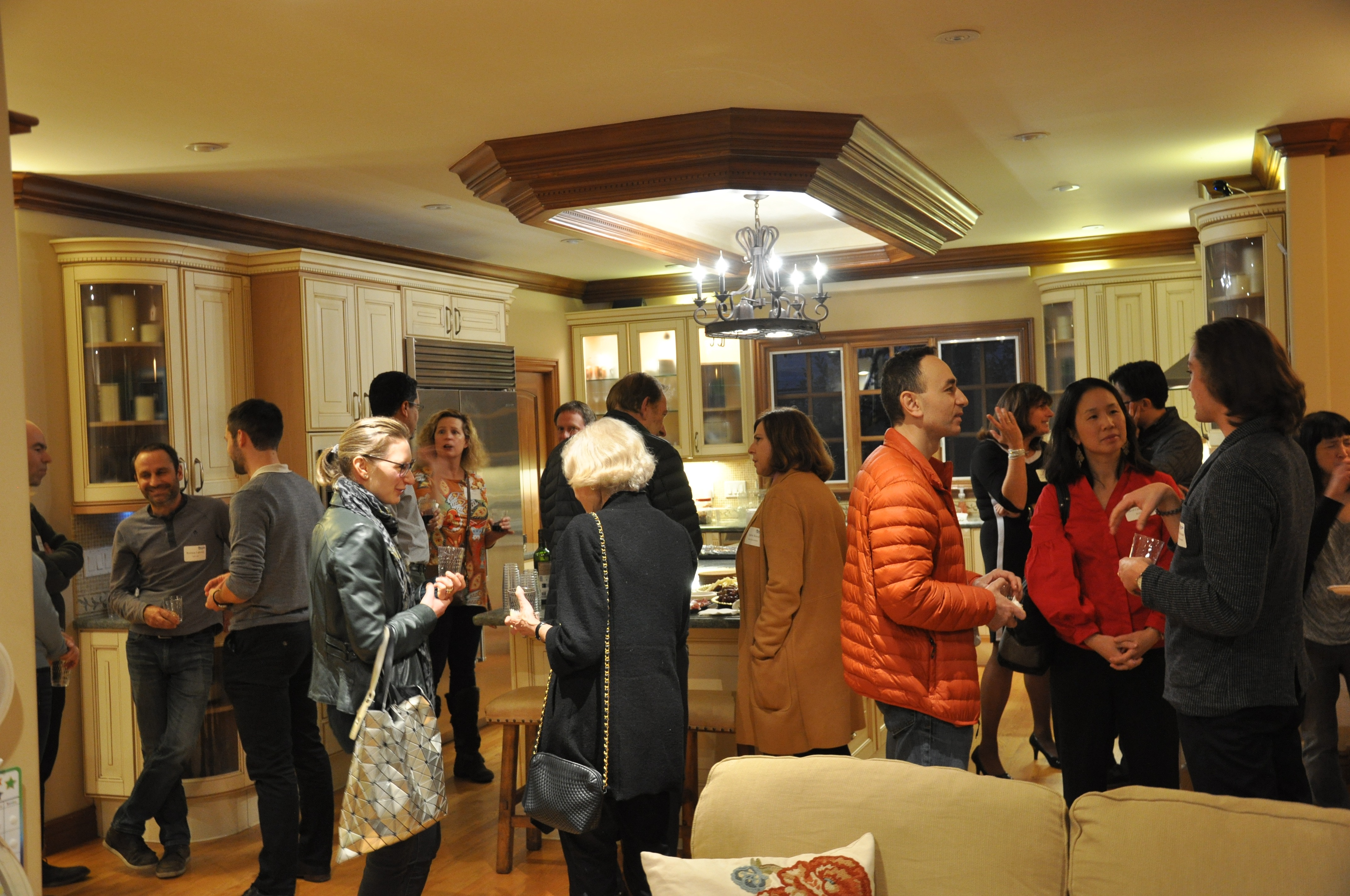 ISTPin Networking Event at ISTP