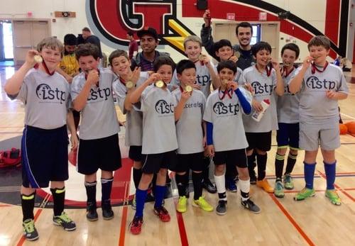 6th Grade Champions