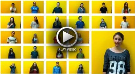 8th Grade Play Video
