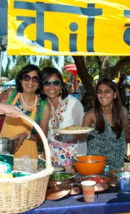 2012 Kermesse Indian Food Booth