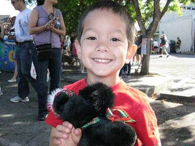 International School of the Peninsula at Los Altos Pet Parade